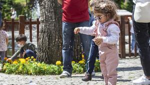 Parklar çocukların
