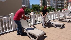 Antalya'da kapalı olan oteller 2020 sezonuna hazır