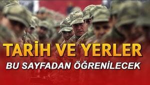 Son dakika haberi: Askerlik celp dönemleri ve yerleri açıklandı | e-Devlet askerlik celp sorgulama ekranı