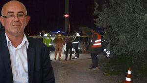 Konyada feci kaza İş adamı Mustafa Akbel hayatını kaybetti