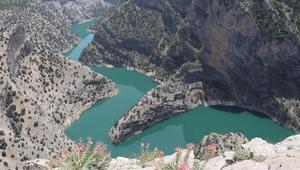 İnceğiz Kanyonu güzelliğiyle hayran bırakıyor