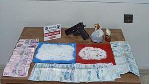 Kayseride uyuşturucu operasyonu: 10 gözaltı