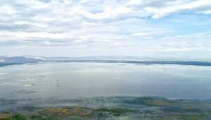 Nasreddin Hocanın gölünde su seviyesi artıyor