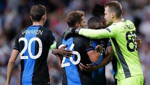 Ligi tescil eden Belçikada kupa kararı Seyircisiz...