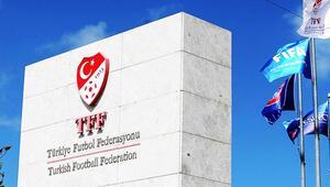 Son dakika TFF, Süper Lig ve Türkiye Kupası ile ilgili kararını verdi Düşme olacak mı