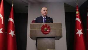 Cumhurbaşkanı Erdoğandan demokratik ve ekonomik gelişim paylaşım