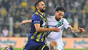 Fenerbahçe son dakika golüyle şampiyon olmuş gibi sevindi