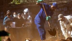 Son dakika haberler: Brezilyada corona virüste ürküten tablo