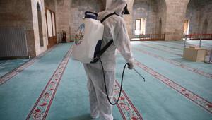 Tokatta 47 camide cuma namazı kılınacak