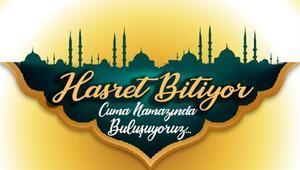 Bursada hangi camilerde cuma namazı kılınacak İşte Bursada cuma namazı kılınacak camilerin listesi