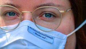 Son dakika haberler: Almanyada corona virüste dikkat çeken veri