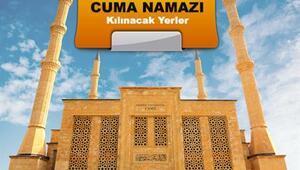 Antalyada hangi camilerde cuma namazı kılınabilecek İşte Antalyada cuma namazı kılınacak camilerin listesi