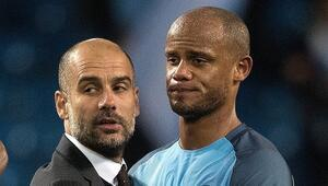 Kompany, Guardiolanın yardımcısı olmayı reddetti