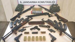 Bingölde PKK operasyonu: 12 gözaltı