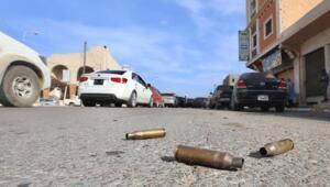 Son dakika haberler: Libya'da Hafter sivilleri bombaladı