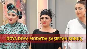 Doya Moda Modada kim elendi sorusu yanıtsız kaldı - Doya Doya Modada neden eleme olmadı