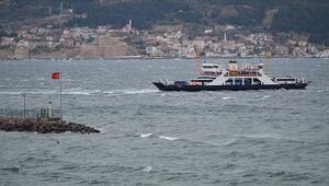Gökçeada-Kabatepe feribot seferleri hangi saatlerde yapılıyor İşte seferlerdeki yeni düzenleme