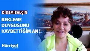 """Didem Balçın: """" Ünlü olayım ve çok param olsun gibi bir hayat yok """""""