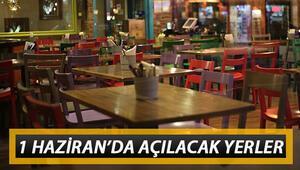 1 Haziranda nereler açılacak Cumhurbaşkanı Erdoğan 1 Haziran normalleşme takvimini açıkladı