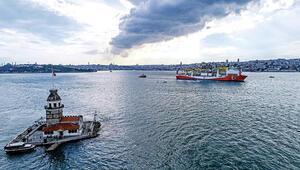 'Fatih'ten Karadeniz seferi