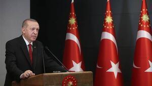 Son dakika: İstanbulda fetih şöleni... Cumhurbaşkanı Erdoğan konuştu