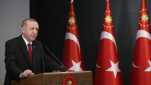 Cumhurbaşkanı Erdoğan Fetih Kutlamalarına katıldı