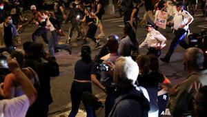 Öfke dinmedi, ABDde olaylar büyüyor... Talimat verildi: 4 saat içinde...