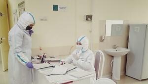 Rusyada corona virüs vaka sayısı 400 bine yaklaştı