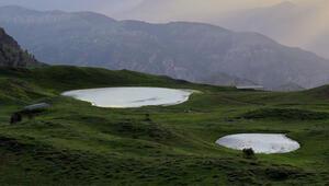 Gümüşhanede, Dipsiz Göl karmaşası