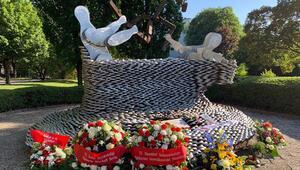 Solingen kurbanları 27'nci yılında anıldı