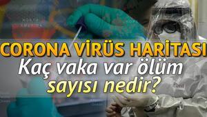 Corona virüs (koronavirüs) 31 Mayıs tablosu: Türkiye vaka ve ölüm sayısı son durum: Covid 19 risk hartiası