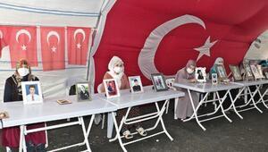 HDP önündeki eylemde 271inci gün