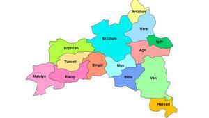 Doğu Anadolu bölgesi illeri nelerdir Doğu Anadolu bölgesinin özellikleri, iklimi, dağları, ovaları ve bitki örtüsü