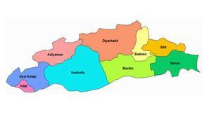 Güneydoğu Anadolu Bölgesi illeri nelerdir Güneydoğu Anadolu Bölgesinin özellikleri, iklimi, dağları, ovaları ve bitki örtüsü