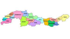 Karadeniz Bölgesi illeri nelerdir Karadeniz Bölgesinin özellikleri, iklimi, dağları, ovaları ve bitki örtüsü