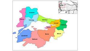 Marmara Bölgesi illeri nelerdir Marmara Bölgesinin özellikleri, iklimi, dağları, ovaları ve bitki örtüsü