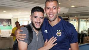 Son Dakika   Fenerbahçenin eski yıldızı Yassine Benzia kaza geçirdi