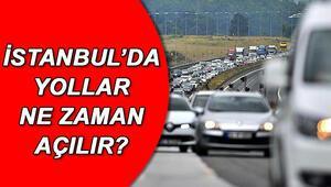 İstanbulda seyahat yasağı ne zaman kalkacak