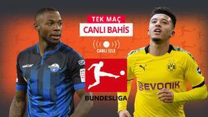 Haaland yoksa Sancho var Dortmundun Paderborn karşısında iddaa oranı...