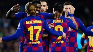 Barcelonayı beş değişiklik korkusu sardı
