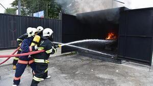 'Ateş adamlar'a uzaktan eğitim