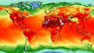 Dünyanın son hali korkutuyor: Aşırı ısınıyor ve...