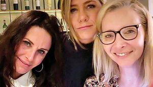 "Lisa Kudrow: ""Friends""in çekim tarihi belirlendi"