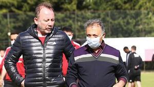 Sergen Yalçından Ahmet Nur Çebiye transfer sözleri