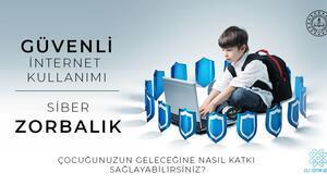 MEB'den güvenli internet ve siber zorbalık kılavuzu