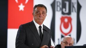 Beşiktaş Başkanı Ahmet Nur Çebi açıkladı 120 milyon TL ödeme yapıldı, Avrupa yasağı kalktı