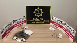 Uyuşturucu partisine polis baskını: 6 kişiye korona cezası