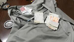 Çınarcıkta kumar oynatılan eve baskın: 10 kişiye para cezası