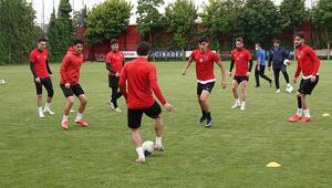 Gençlerbirliği, Konyaspor maçının hazırlıklarını sürdürdü