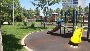 Bağlardaki parklar 1 Hazirana hazır